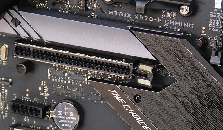 รีวิว ROG Strix X570-F gaming Motherboard