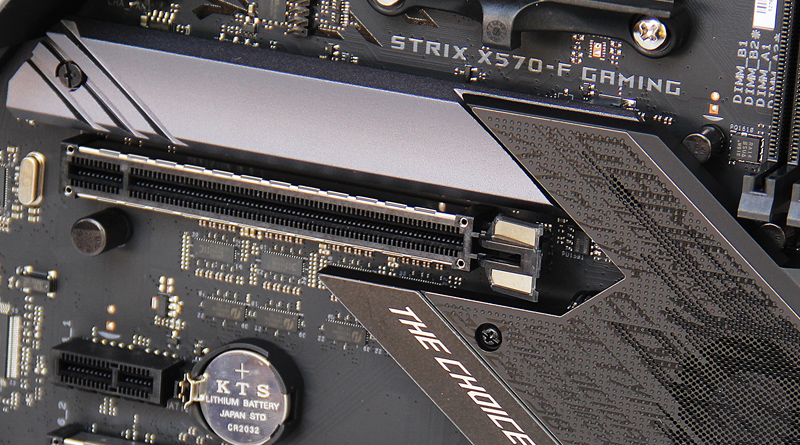 ROG Strix X570-F Gaming Motherboard